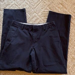 Dockers navy pants